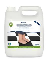 Can Bona Be Used On Laminate Floors Bona Stone Tile And Laminate Cleaner Refill 4l Amazon Co Uk Diy
