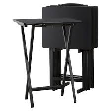 Small Portable Folding Table Folding Tables U0026 Chairs Target