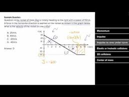 ap physics 1 review of momentum and impulse khan academy