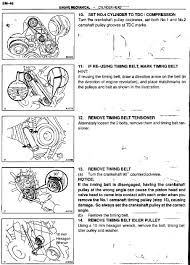 service manual for toyota 1kz te turbo diesel engine 1kz te