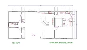 1800 sq ft pleasant 2 the perfect ranch house plan for country