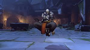 halloween spirit store 2016 overwatch adds halloween skins weapons and poses today usgamer