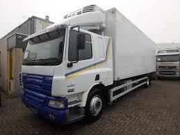 daf cf 75 250 thermo king manual lift refrigerated trucks