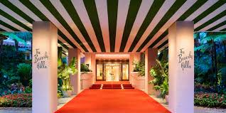 the beverly hills hotel luxury 5 star hotel official site