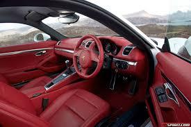 porsche cayman 2015 interior road test 2013 porsche cayman gtspirit