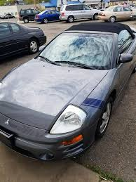 2003 mitsubishi eclipse hatchback used cars for sale at master auto repair and sales akron ohio
