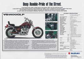 vl vs vx dave u0027s bike brochures