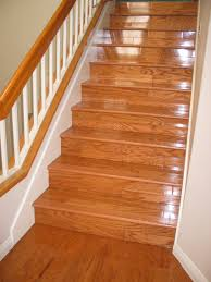 Laminate Floor Stair Nose How To Installing Laminate Flooring Stairs
