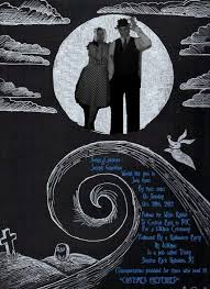 64 best nightmare before wedding theme images on