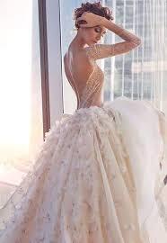 backless wedding dresses 42 backless wedding dresses that wow happywedd