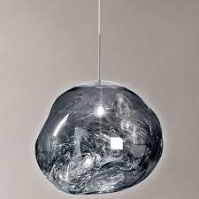 buy tom dixon melt pendant ceiling light john lewis