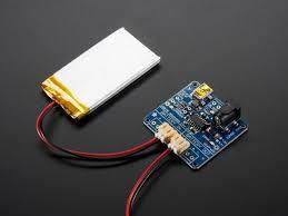 usb dc lithium polymer battery charger 5 12v 3 7 4 2v cells id