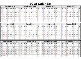 2018 weekly calendar excel archives printable office templates