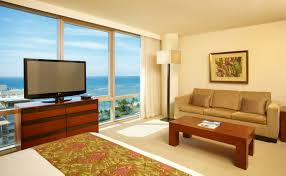 trump living room oahu waikiki hotels trump hotel waikiki superior room ocean
