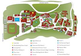 Map Of University Of Florida by University Of Texas Campus Map Arlington Texas Usa Mappery Campus