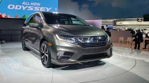 2018 odyssey uses steel magnesium aluminum body combo 95 likely