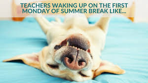 Monday School Meme - end of year memes for teachers who are just hanging on