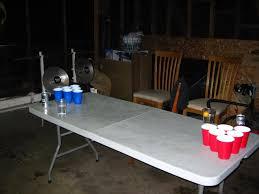 fold up beer pong table worst beer pong tables archives beer pong table designs