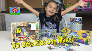 christmas gift ideas toddlers can make