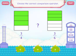 compare fractions with same numerators worksheets 3rd grade math