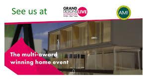 see us at grand designs live london