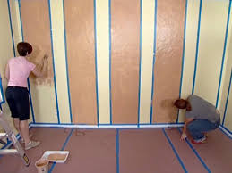 striped walls how to paint striped walls for a contrast of color how tos diy