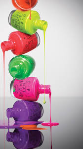 57 best brights images on pinterest make up enamels and neon nails