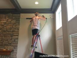 Installing Shiplap How To Install Your Own Diy Plank Wall Myaccentpronelife Com