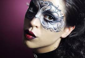 masquerade ball mask makeup tutorial claire dim youtube