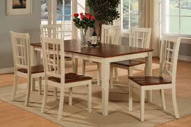 6 pc dinette kitchen dining room set table w 4 wood chair 7 pc dinette kitchen dining room table set and 6 chair with wood