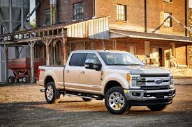Ford F350 Truck Accessories - 2017 ford f350 king ranch exterior 7 truck camper magazine