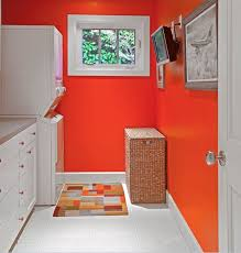 rose colored paint color ideas laundry room home interiors