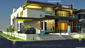 Home Design Architecture Pakistan by 2 2 Kanal Dha Modern Contemporary House Design With Swimming