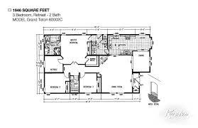 100 triple wide floor plans movers mobile homes floor plans