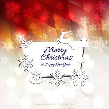 merry christmas and happy new year cards ne wall