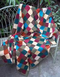 Crochet Armchair Covers Patchwork Blanket And Chair Covers Chrissie Freeth U2013 Tapestry Weaver