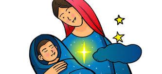 imagenes de virgen maria infantiles huyendo de herodes un villancico de navidad para niños
