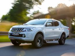 mitsubishi sports car 2016 mitsubishi l200 2016 pictures information u0026 specs