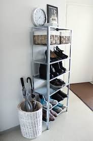 ikea shoe cabinet hack 9 genius shoe storage ideas for small spaces storage outdoor