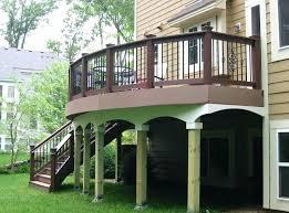 Wrap Around Deck Plans Farmhouse Wrap Around Porch Pictures Best Wrap Around Deck Designs
