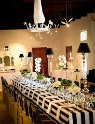 wedding reception table 58 black and white wedding table settings happywedd