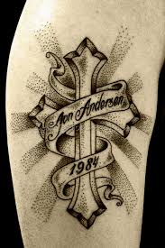 tattoo of a cross 2 best tattoos ever