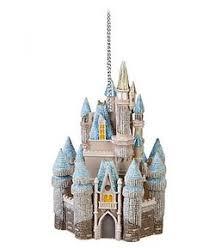 cinderella castle tree ornament