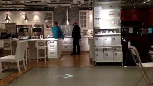 kitchen furniture shopping circa 2015 ikea furniture store and customers