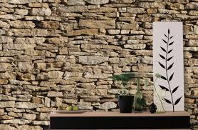 papier peint pour salon salle a manger papier peint brique bois bibliothèque pour effet matières scenolia