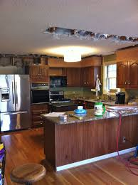How To Install Cabinets In Kitchen Cabinet Painting Nashville Tn Kitchen Makeover