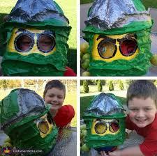 Lego Ninjago Halloween Costumes Lego Ninjago Green Ninja Homemade Halloween Costume Photo 3 3