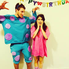 Sully Halloween Costume Adults 120 Easy Couples Costumes Diy Easy Couples