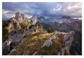 end of the day on the gastlosen mountains lionel fellay flickr