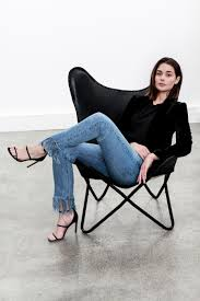Black Butterfly Chair Fashion Or Lifestyle Harper And Harley